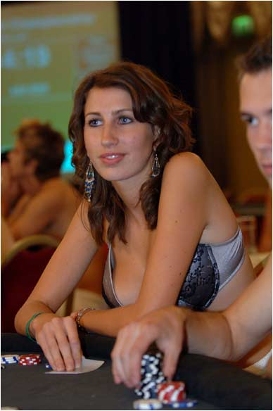 World strip poker champonships